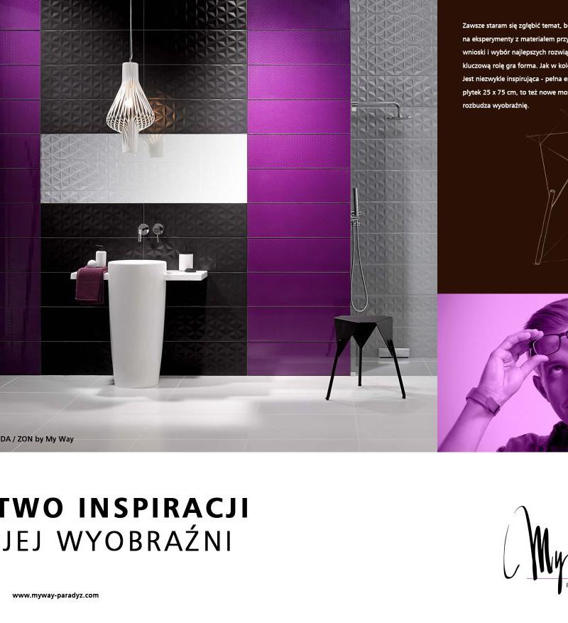 Kampania My Way Paradyż Group piękno polskiego designu